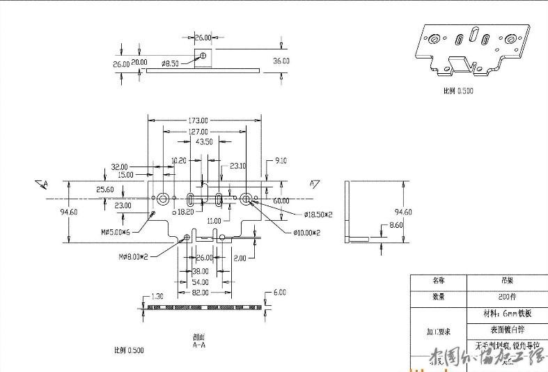 激光模块电路图