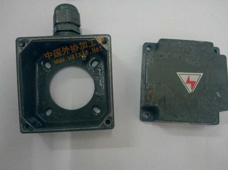 铝制接线盒加工--中国外协加工网|中国外协网