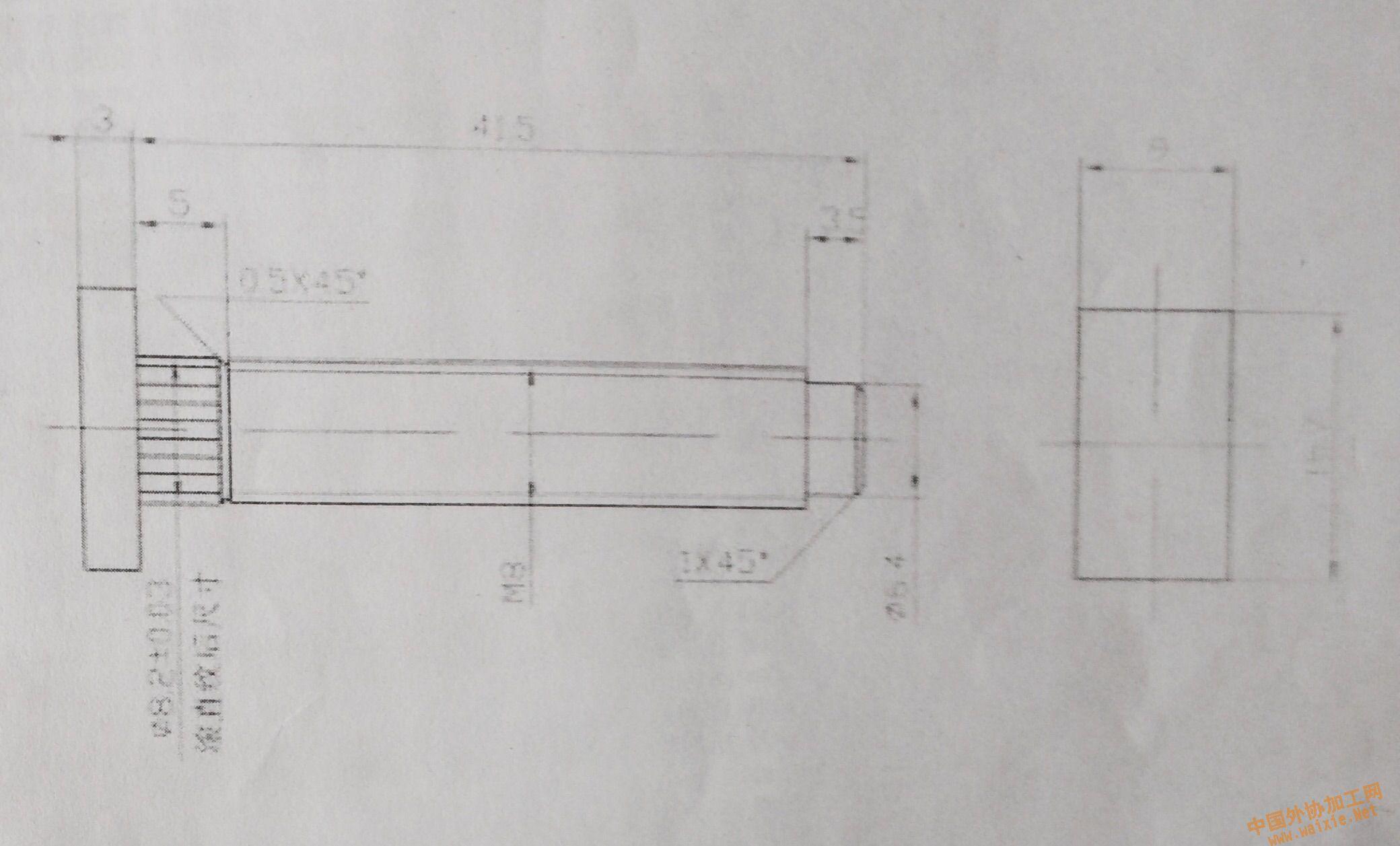 汽车发电机接线螺丝螺母寻求加工