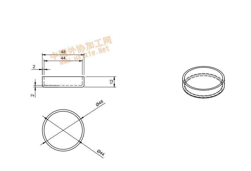 硅胶产品设计手绘图