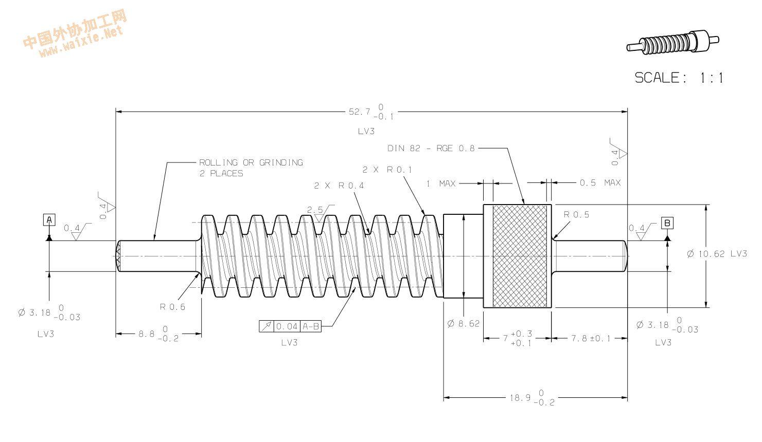 磨床 m7120a 电路图