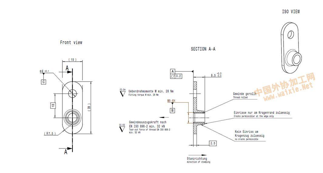 焊接初学电路图